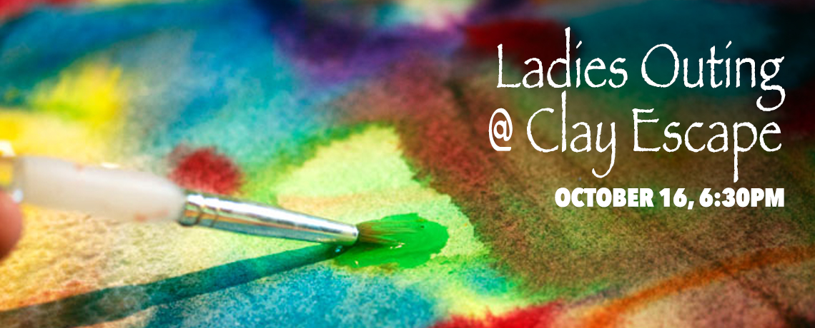 Ladies Outing at Clay Escape