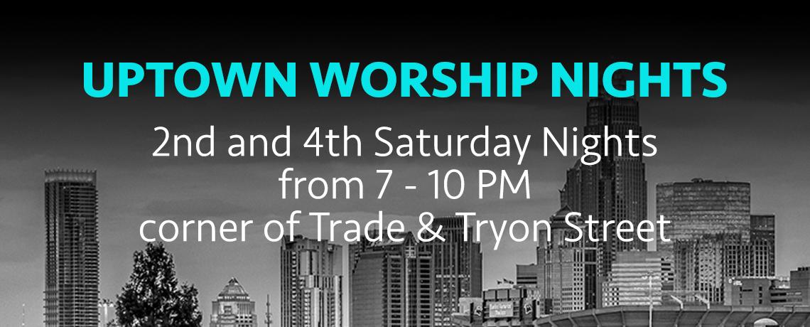 Uptown Worship Nights