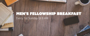 Men's Fellowship Breakfast @ Christ Fellowship