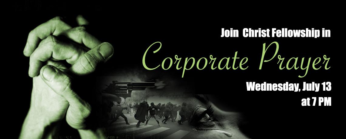 CFCorporatePrayer_July13