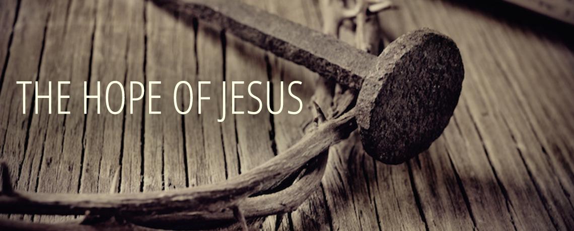 Hope of Jesus