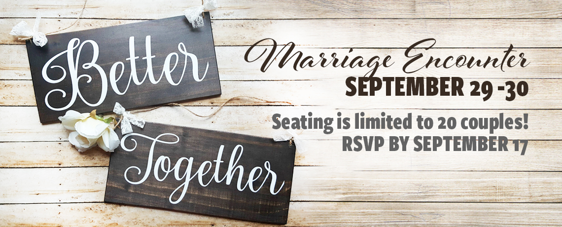 Better Together Marriage Encounter