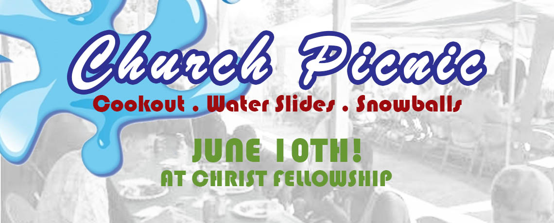 Church Picnic 2018