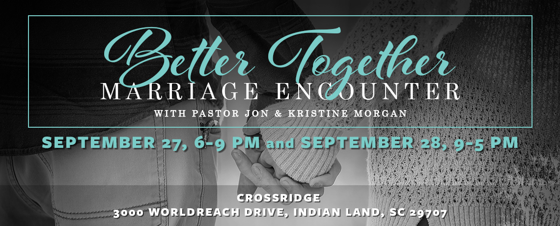 Better Together: Marriage Encounter